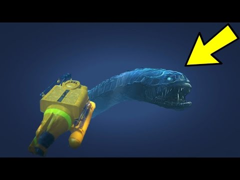 GTA 5 SECRET SCARY HIDDEN SEA MONSTER IN GTA 5! (GTA 5 ONLINE)