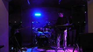 Video Žár - Na kolejích (LIVE 21.3.2019 Rockberry BAR MUSIC CLUB)