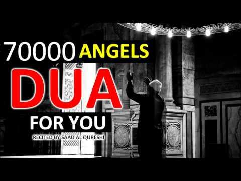70000 Ангелов молиться за тебя.Мощное Дуа!