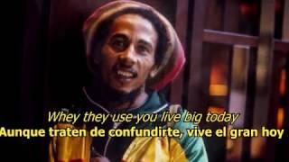 Wake Up And Live   Bob Marley (LYRICSLETRA) (Reggae)