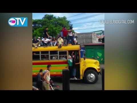Grupos paramilitares de la derecha amenazan a propietarios de negocios en Plaza Las Américas