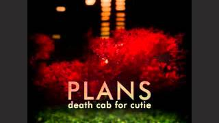 What Sarah Said - Death Cab For Cutie