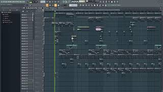 Fresh Vdm X Mc Galaxy | Ogbono | Afrobeat Tutorial (Flp Download)