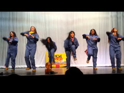 Psi Phi Beta Stepping Competition - Indianapolis Indiana Steppers