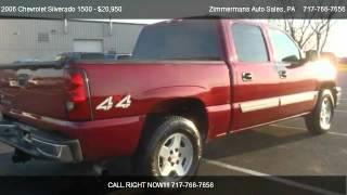 2006 Chevrolet Silverado 1500 LT1 4X4 - for sale in Mechanicsburg, PA 17055