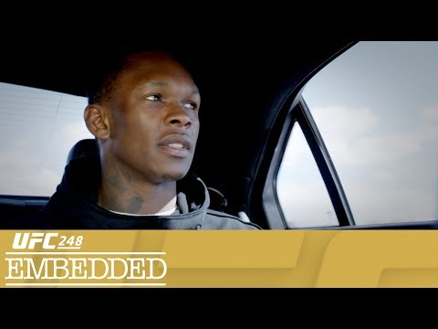 UFC 248 Embedded: Vlog Series – Episode 1