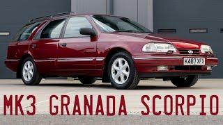 Ford Scorpio 1985 - 1994