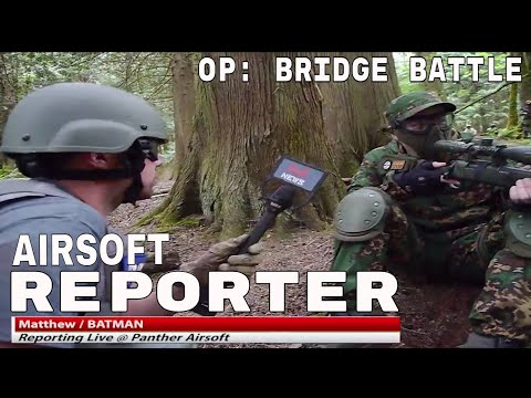FAKE COMBAT REPORTER trolls airsofters