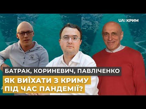 Перетин межі з Кримом | Батрак, Кориневич, Павліченко | Тема дня