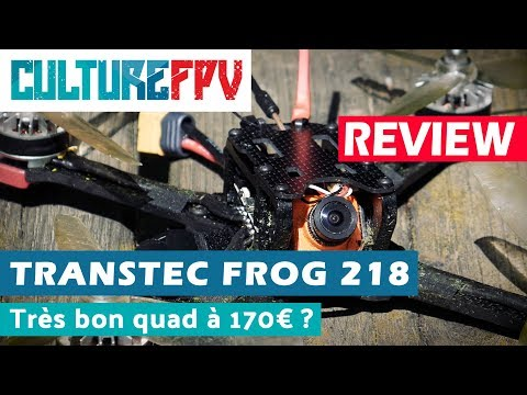 TranTec Frog review in French