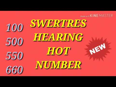 Download Swertres Hearing Today July 23 2019 11am 4pm 9pm Tuesday