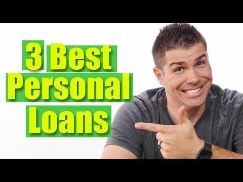 Best Personal Loans (2018)