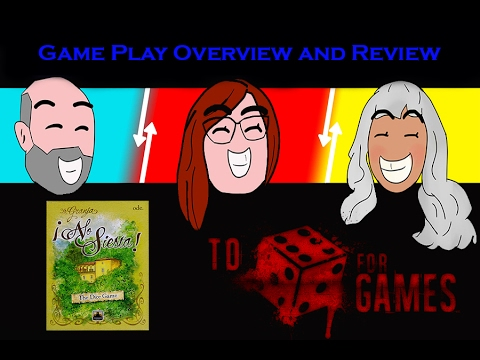La Granja: No Siesta: Overview and Review - To Die For Games