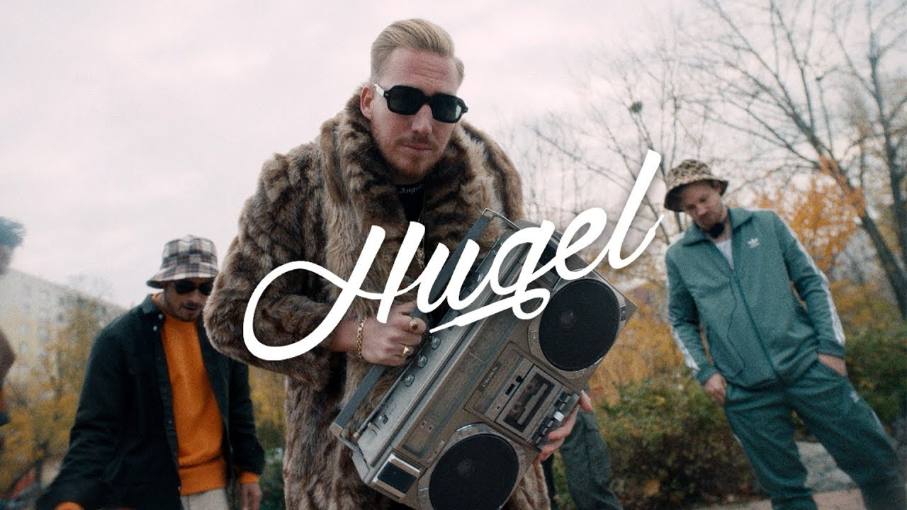 HUGEL feat. Amber van Day – WTF