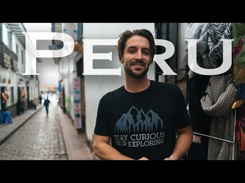 How to Bargain in Latin America | Cusco Travel Shopping Challenge
