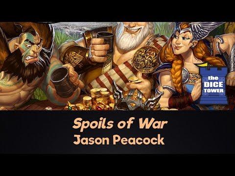 Jason Peacock Reviews Spoils of War