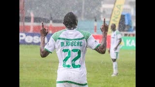 Gor Mahia face off with Tanzania champs Simba SC in Super Cup finals at Afraha Stadium