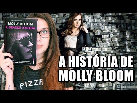 A GRANDE JOGADA (Molly Bloom) | MELHOR ROTEIRO ADAPTADO DO OSCAR 2018?