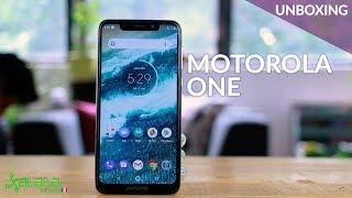 Motorola One llega a México, UNBOXING, primeras impresiones y precio oficial