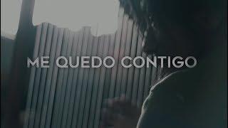 """Video thumbnail of """"Juan Fernando Velasco - Me Quedo Contigo (Lyric Video)"""""""