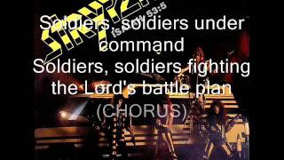 Stryper - Soldiers Under Commans (with lyrics)