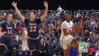 Frisco Liberty vs Veterans Memorial -  Texas High School Girls Basketball Highlights