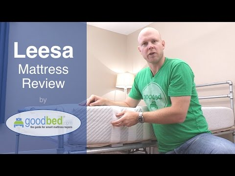 Leesa Mattress Review by GoodBed.com