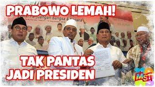 Download Video Prabowo Lemah Tak Berdaya Ditekan Ormas, Tak Pantas Jadi Presiden MP3 3GP MP4