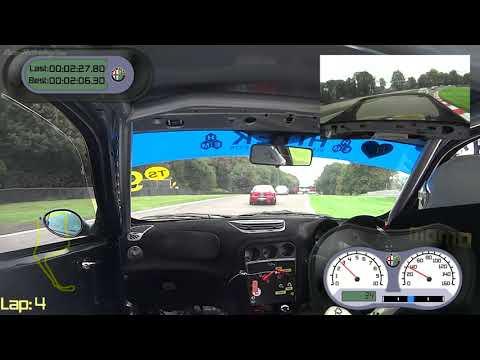 Oulton Park 2021 – Race 1 – Richard Ford