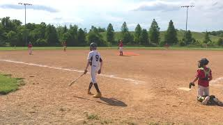 B2019-05-25 Stars Baseball (Natale) 2nd Inning Gavin Pitching vs MVP Terps Gold