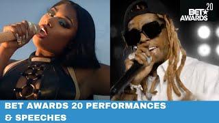 BET Awards 20 Performances, Speeches & After Show 24-Hour Livestream