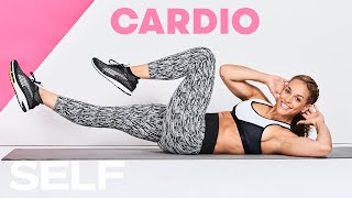 30-Minute Cardio Workout to Spike Your Heart Rate | SELF Challenge by SELF Magazine