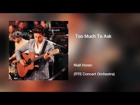 Niall Horan - Too Much To Ask (RTE Concert Orchestra)