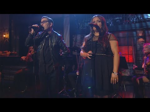 Under Pressure - Christy and Kiera Dignam   The Late Late Show   RTÉ One