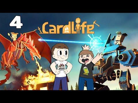 CardLife S2 - Díl 4 - Náš Důl /w McCitron