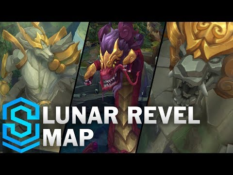 Lunar Revel Map Accents
