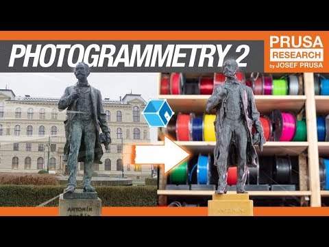 Photogrammetry 2 – 3D scanning simpler, better than ever!