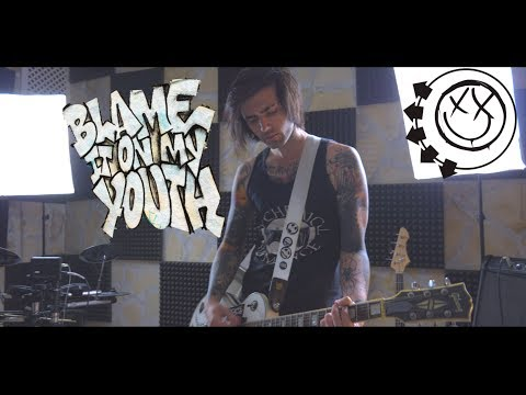 Blink-182 - Blame It On My Youth (Guitar Cover) + TAB **New Song**