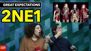 "2NE1 ""Goodbye"" • Great Expectations"