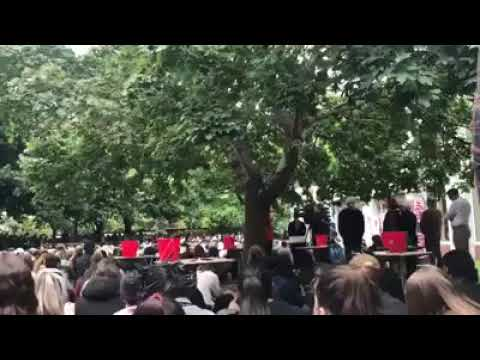 Christchurch Mosque Shooting (malaysian canterbury university student quran recitation)