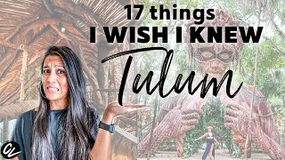 WHAT TO KNOW about TULUM MEXICO