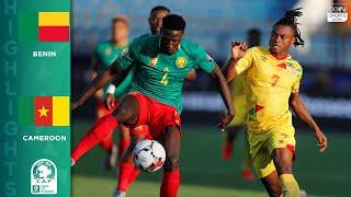 Highlights: Benin vs. Cameroon