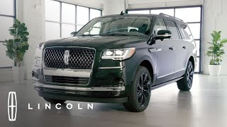 [Lincoln] The 2022 Lincoln Navigator   Insider Interview with Lincoln Experts   Lincoln