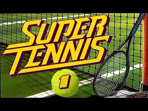 Super Tennis [German] #1: Spiel, Satz und Wut!