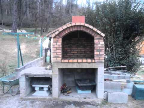 comment construire barbecue en briques la r ponse est sur. Black Bedroom Furniture Sets. Home Design Ideas