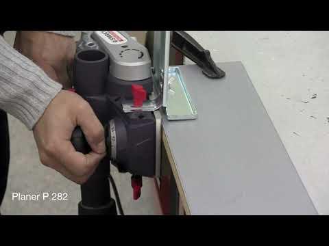 Sparky P 282 schaafmachine