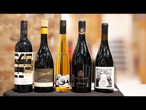 Wine Artwork & Bottle Design winner: Patritti Merchant Shiraz 2017