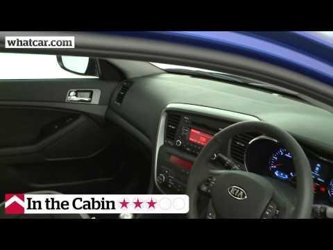 2012 Kia Optima review - What Car?