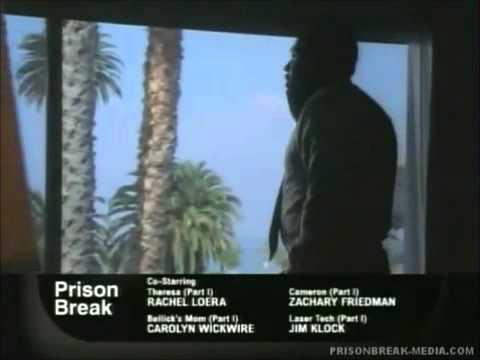Prison Break Season 4 (Promo)