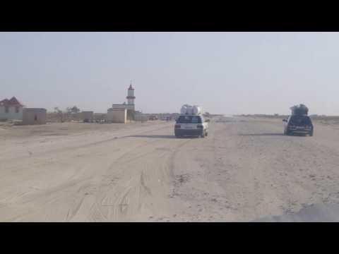 طريق روصو يسجل أسوء حوادث السير في موريتانيا